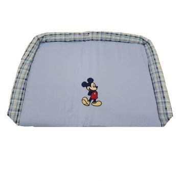 Blue Mickey Mouse Dresser cover