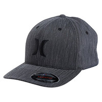Hurley One and Textures Hat - Dark Grey Heather - L/XL