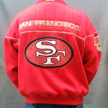 Best 49ers Jackets Products on Wanelo 2964d6a1d