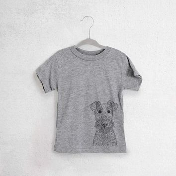Fitz the Wire Fox Terrier - Kids/Youth/Toddler Shirt