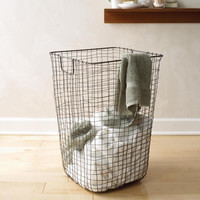 Cabo™ Wire Hamper by Design Ideas