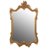 NEW! Versailles Gold Mirror  |  Mirrors  |  Mirrors & Screens  |  French Bedroom Company