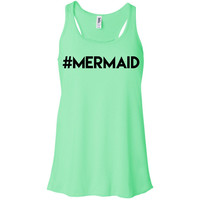 Hashtag Mermaid Tank Top Racerback