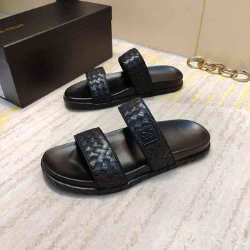 BV Men Casual Shoes Boots fashionable casual leather