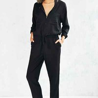 Silence + Noise Shelby Flightsuit - Urban Outfitters