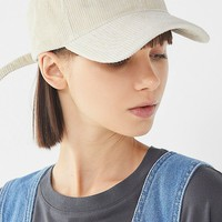 American Needle Budweiser Corduroy Baseball Hat | Urban Outfitters