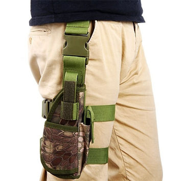 Tornado Leg Bag Cover Universal Thigh Handgun Holster Hunting Necessaries = 1841580996