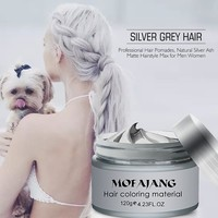 Women Men Hair Color Wax Dye Temporary Pastel One-time Hair Dyeing Non-Toxic Dye Hair Style Cream Haarverf Crayons