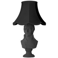 NEW! Waterloo Table Lamp in Black
