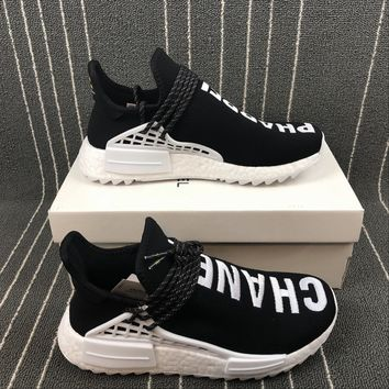 ADIDAS HUMAN RACE NMD x CHANEL  RUNNING SHOES