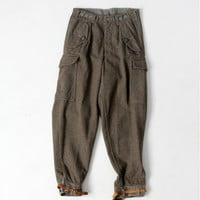 vintage WWII Swedish military wool pants