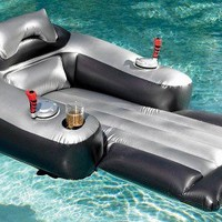 Motorized Pool Lounger - Opulentitems.com