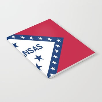 flag of arkansas-america,usa,The Natural State,Arkansan, Arkansawyer,Arkanite,Little Rock,Fort Smith Notebook by oldking