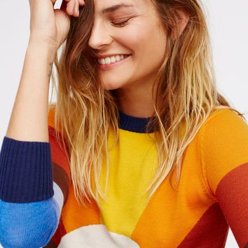 Free People California Dreamin' Sweater