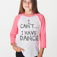 I can't...I have dance - Purple Pixies