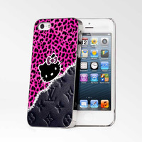 Hello Kitty Pink iPhone 4s iphone 5 iphone 5s iphone 6 case, Samsung s3 samsung s4 samsung s5 note 3 note 4 case, iPod 4 5 Case