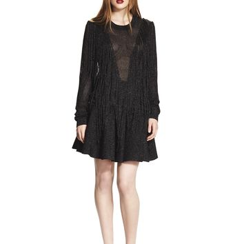 Torn by Ronny Kobo Saskia Fringe Sweater