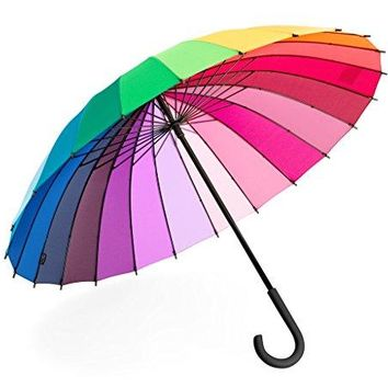 Colorwheel Umbrella MoMA Exclusive: Dining & Entertaining