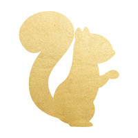 Alpha Gamma Delta Squirrel Charms (10 Pack)