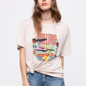 Rolling Stones T-Shirt by Daydreamer LA