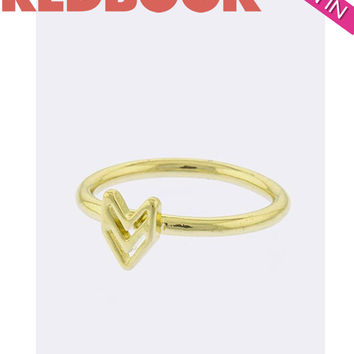 Arrow Ring (As seen in Redbook Magazine)