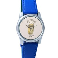 Let There Be Light Wrist Watch