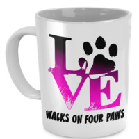 Love Walks on Four Paws lovewalks