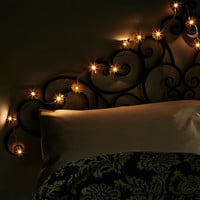 Sunflower String Lights - Urban Outfitters