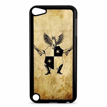 Daily Prophet Harry Potter Logo iPod Touch 5 Case