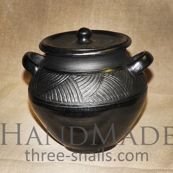 Handmade Clay Pottery Pot