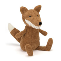 Toothy Fox Stuffed Animal