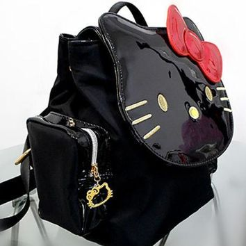 New Women Hello kitty Shoulder bag Purse Handbag CC-14523B