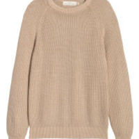 Washed Cotton Sweater - from H&M
