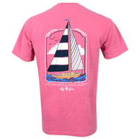 Lily Grace Yacht to Offer T-Shirt - Pink