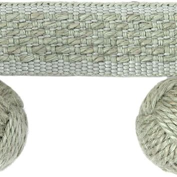 Kravet Couture Trim T30637.135 Monkey Fist Dew Mist