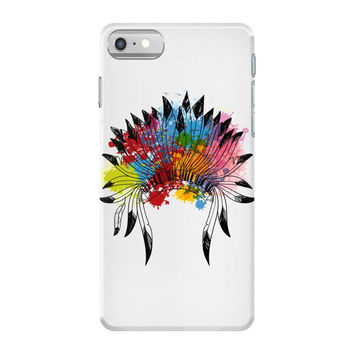 native american iPhone 7 Shell Case