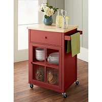 Chatham House Baldwin Kitchen Cart