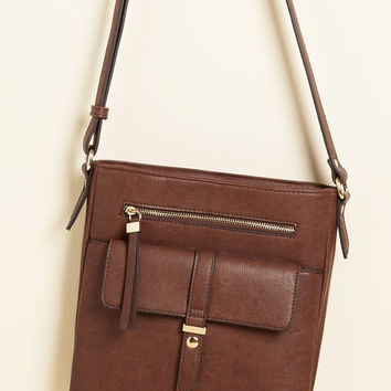 Actual, Satchel Truth Bag | Mod Retro Vintage Bags | ModCloth.com