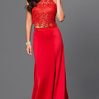 Dresses, Formal, Prom Dresses, Evening Wear: MQ-7870623
