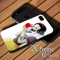 Zombie Snow White Apple for iphone 5/5s,iphone 4/4s, Samsung Galaxy s3 I9300, s4 I9500