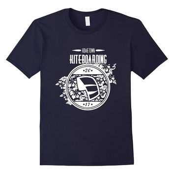 Kiteboarding T-Shirt (Hometown Kiteboarding)