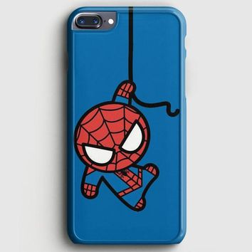 SpiderManVenom Venom Spiderman Marvel Comics iPhone 8 Plus Case