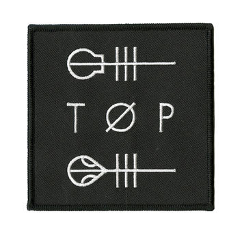 Twenty One Pilots Square Patch