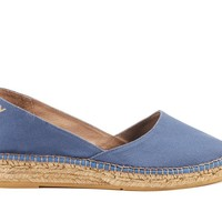 Rascassa Canvas Espadrilles  - Denim