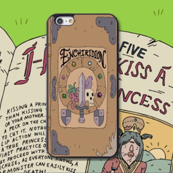 Adventure Time, Custom Phone Case for iPhone 4/4s, 5/5s, 6/6s, 6/6s+, iPod Touch 5