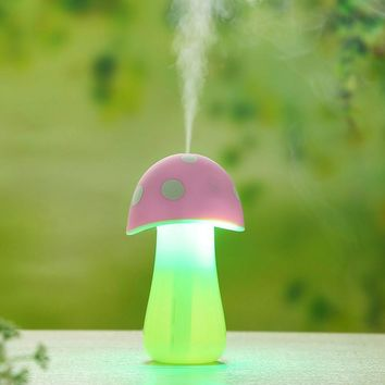 Mashroom Lamp Humidifier