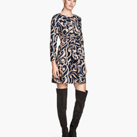 H&M Fitted Dress $49.95