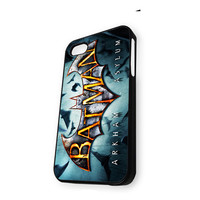 Batman Logo Arkham Asylum iPhone 5C Case