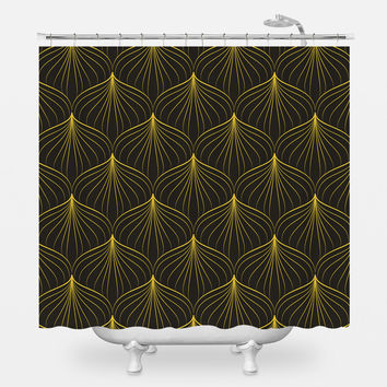 Daisy Buchanan Shower Curtain