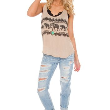 Montana Distressed Jeans